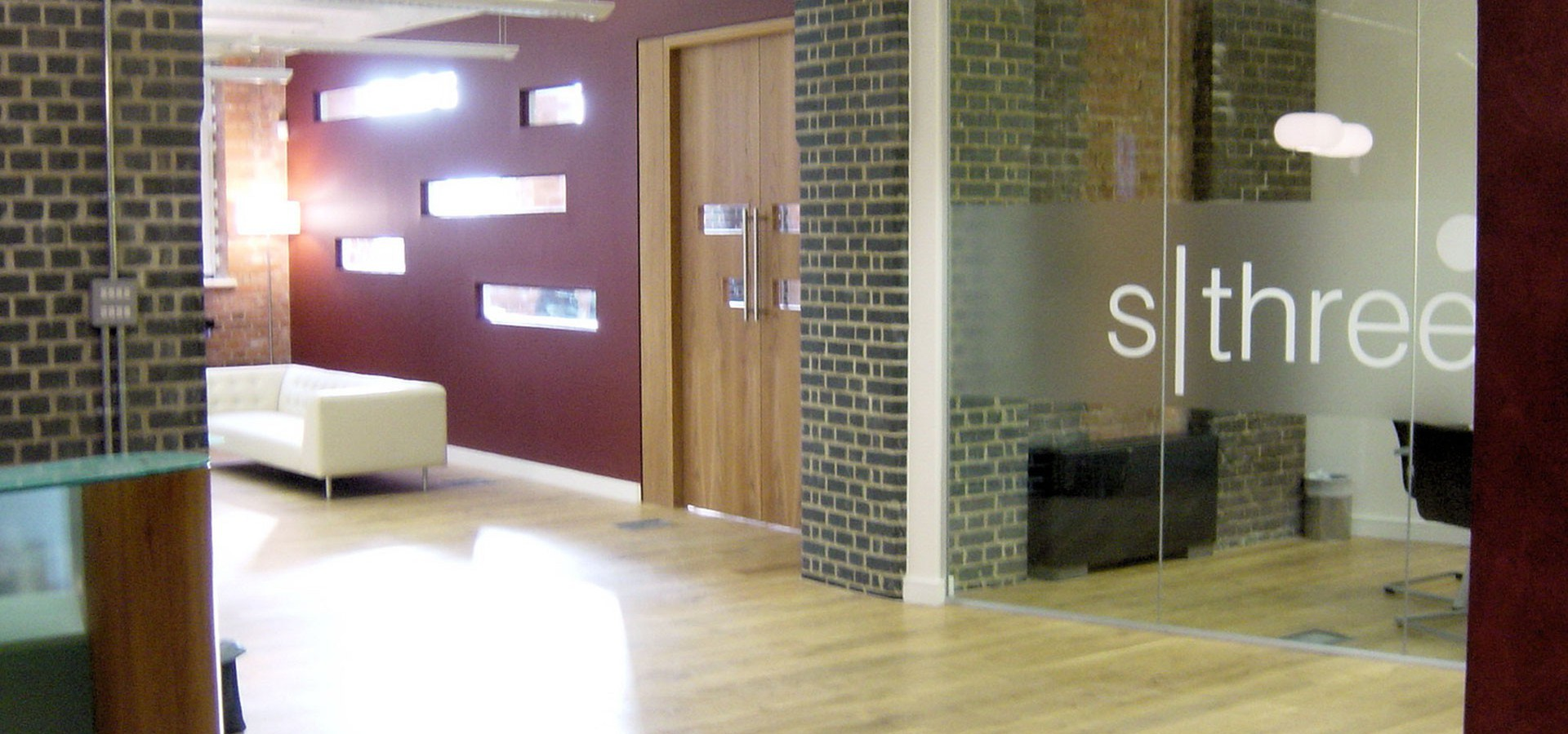 S Three Office